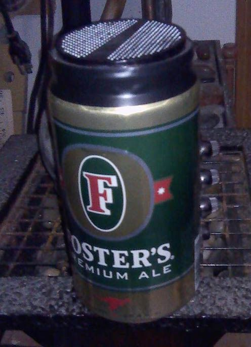 Fosters Ale Amplifier